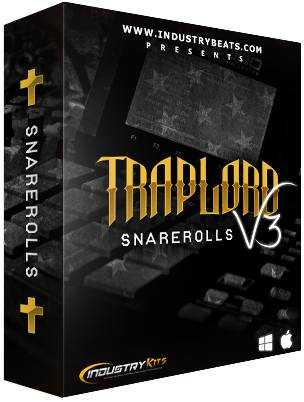 TrapLord SnareRolls v3 WAV | Images From Magesy® R Evolution™