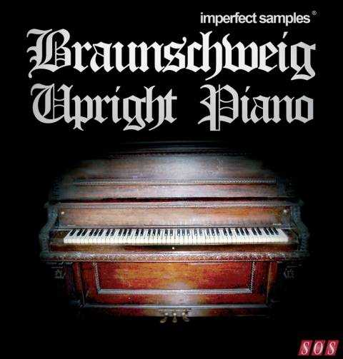Braunschweig Upright Piano Standard EXS24 KONTAKT SUNiSO | Images From Magesy® R Evolution™
