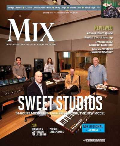 Mix Magazine   January 2015 | Images From Magesy® R Evolution™