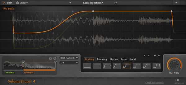 VolumeShaper v4.0.0 HAPPY NEW YEAR WiN MAC R2R | Images From Magesy® R Evolution™