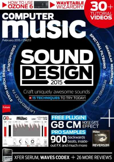 Computer Music   February 2015 | Images From Magesy® R Evolution™