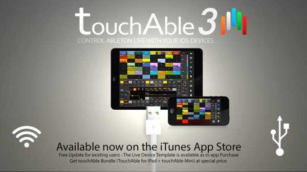 touchAble v3.2.2 iOS | Images From Magesy® R Evolution™