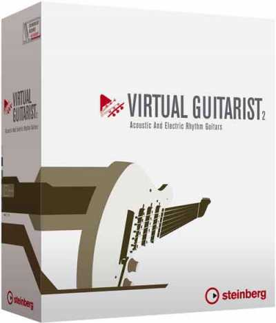 Virtual Guitarist 2 RETAiL DVD WiN MAC UNCRCKED | Images From Magesy® R Evolution™