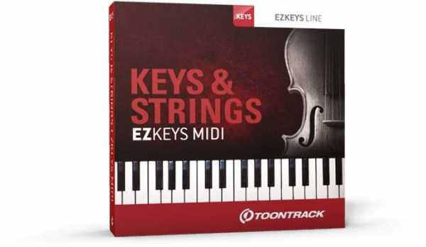 Keys and Strings EZkeys MiDi | Images From Magesy® R Evolution™
