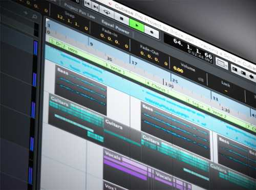 Tracking A Song In Cubase Pro 8 TUTORiAL | Images From Magesy® R Evolution™