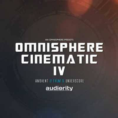 Cinematic IV For Omnisphere AUDIOSTRiKE | Images From Magesy® R Evolution™