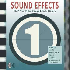 KMP Film Video Sound Effects Vol.1 10 CDDA AMPLiFY | Images From Magesy® R Evolution™