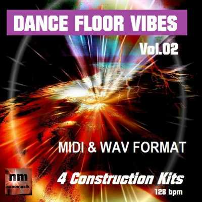 Dance Floor Vibes Vol.2 WAV MiDi AUDIOSTRiKE | Images From Magesy® R Evolution™