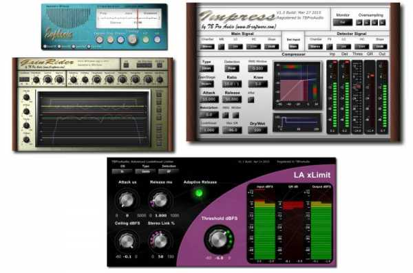 TBPA Plugins Pack AU VST VST3 RTAS MAC OSX HEXWARS | Images From Magesy® R Evolution™