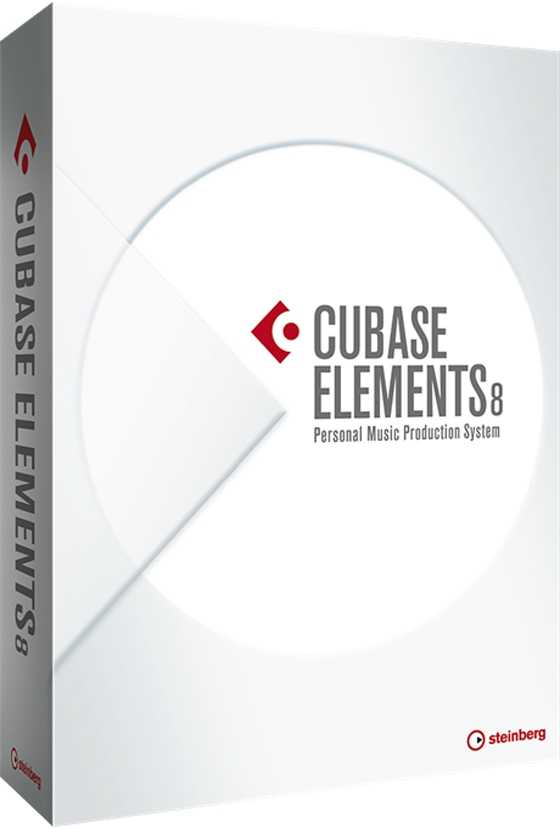 Cubase Elements 8 MAC OSX | Images From Magesy® R Evolution™
