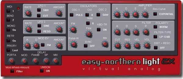 Easy Northern Light 2X v1.0 VSTi WiN ASSiGN | Images From Magesy® R Evolution™