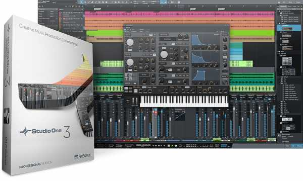 Studio One 3 Professional v3.5.4 Include 16 Packs WiN MAC R2R | Images From Magesy® R Evolution™
