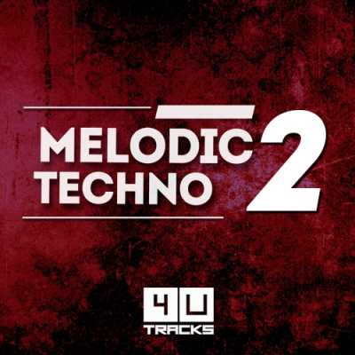 Melodic Techno 2 WAV MiDi AUDIOSTRiKE   Images From Magesy® R Evolution™