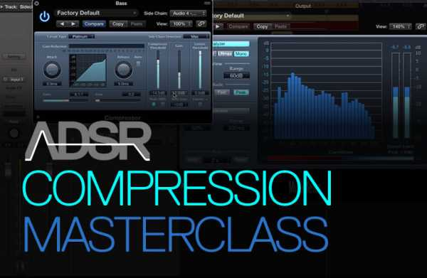 Compression Masterclass TUTORiAL   Images From Magesy® R Evolution™