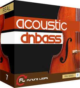 Acoustic DNBass WAV REX   Images From Magesy® R Evolution™