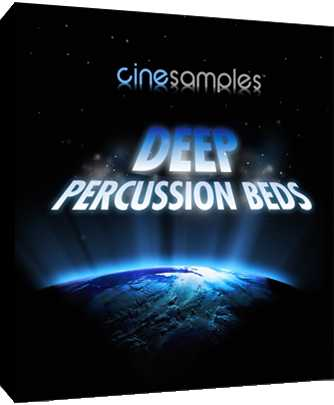 Deep Percussion Beds WAV KONTAKT ASSiGN | Images From Magesy® R Evolution™
