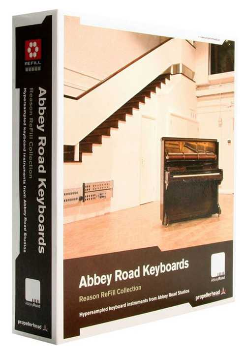 Abbey Road Keyboards REFiLL P2P | Images From Magesy® R Evolution™