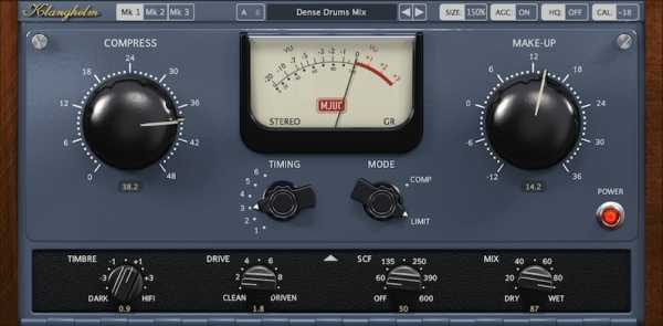 MJUC Variable Tube Compressor v1.4.1 WiN MAC RETAiL SYNTHiC4TE | Images From Magesy® R Evolution™