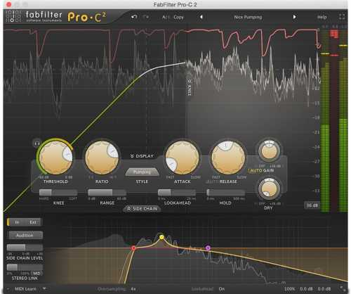 Mixing with Compression with Pro C2 TUTORiAL | Images From Magesy® R Evolution™