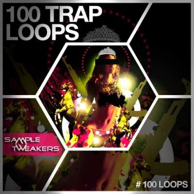 100 Trap Loops WAV AUDIOSTRiKE | Images From Magesy® R Evolution™