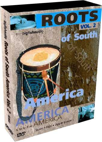 Roots of South America Vol.2 MULTiFORMAT DYNAMiCS | Images From Magesy® R Evolution™