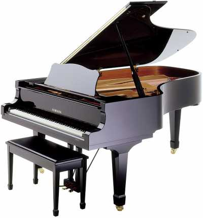 Ultimate Yamaha C7 Grand Piano Library 24BiT GiGA DVDR DELiRiUM | Images From Magesy® R Evolution™