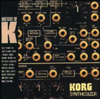 Discovery Firm History of Korg AKAi DViSO | Images From Magesy® R Evolution™
