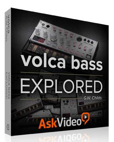 Volca Bass Explored TUTORiAL SYNTHiC4TE | Images From Magesy® R Evolution™