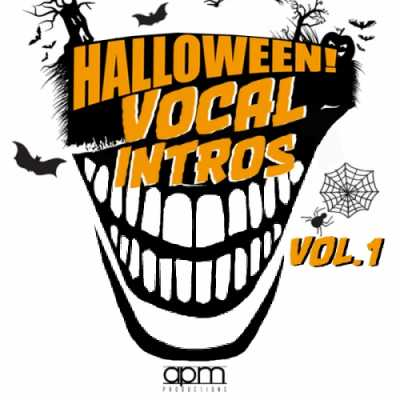 Halloween Vocal Intros Vol.1 WAV AUDIOSTRiKE | Images From Magesy® R Evolution™