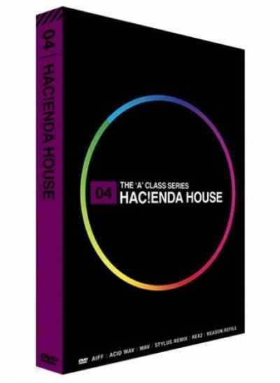 Hacienda House MULTIFORMAT DVDR DYNAMiCS | Images From Magesy® R Evolution™