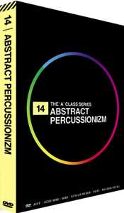 Abstract Percussionizm MULTiFORMAT | Images From Magesy® R Evolution™