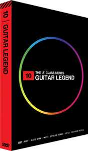 Guitar Legend MULTiFORMAT | Images From Magesy® R Evolution™