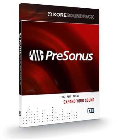 KORE Line Presonus Vol.1 WiN MAC AiRISO | Images From Magesy® R Evolution™