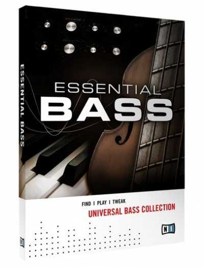KORE Line Essential Bass WiN MAC AiRISO | Images From Magesy® R Evolution™