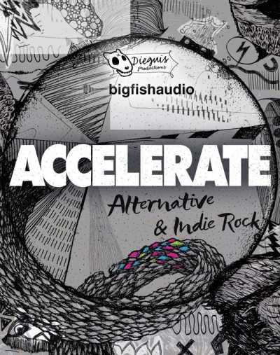 Accelerate: Alternative and Indie Rock MULTiFORMAT | Images From Magesy® R Evolution™