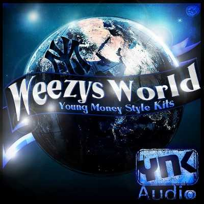Weezys World Vol.1 ACID WAV AiFF REX DiSCOVER | Images From Magesy® R Evolution™