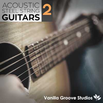 Acoustic Steel String Guitars Vol.2 WAV DiSCOVER   Images From Magesy® R Evolution™