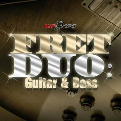 Fret Duo Guitar and Bass MULTiFORMAT FANTASTiC | Images From Magesy® R Evolution™