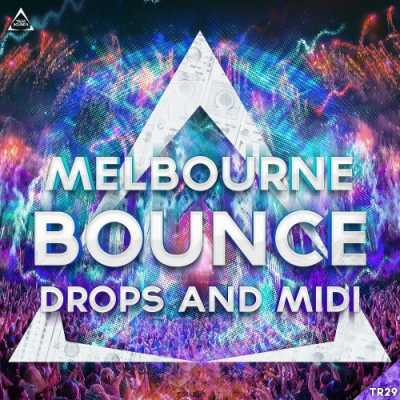 Melbourne Bounce Drops and MiDi WAV | Images From Magesy® R Evolution™