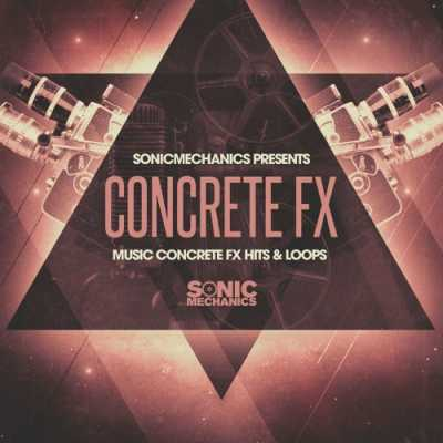 Music Concrete FX WAV FANTASTiC | Images From Magesy® R Evolution™