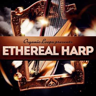 Ethereal Harp MULTiFORMAT FANTASTiC   Images From Magesy® R Evolution™