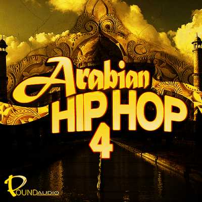 Arabian Hip Hop 4 WAV MiDi DiSCOVER | Images From Magesy® R Evolution™