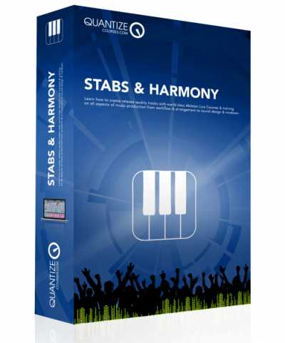 Stabs and Harmony Video Course TUTORiAL | Images From Magesy® R Evolution™