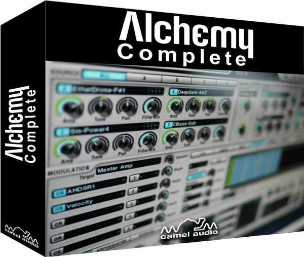 Alchemy Soundbank v1.50 Collection Incl. Player WiN MAC | Images From Magesy® R Evolution™