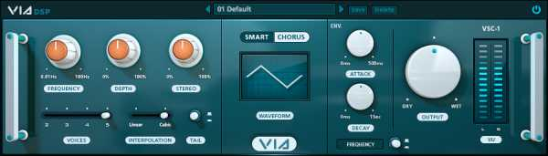 Smart Chorus v1.0.0 AU VST x86 x64 WiN MAC | Images From Magesy® R Evolution™