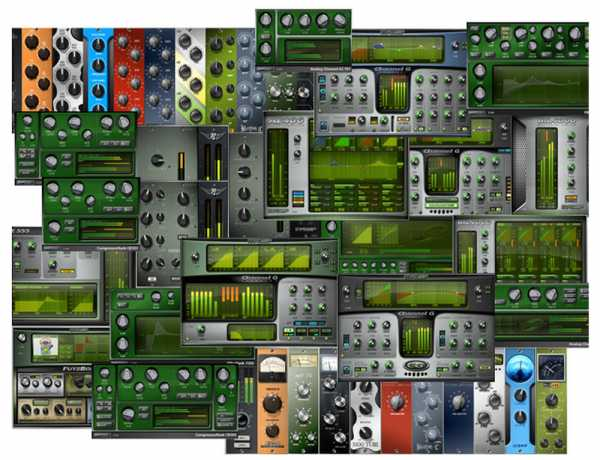 McDSP Plugins Pack 19.12.2015 VST WiN AudioUTOPiA | Images From Magesy® R Evolution™
