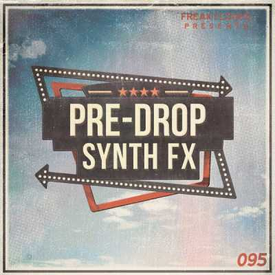 Pre Drop Synth FX WAV FANTASTiC | Images From Magesy® R Evolution™