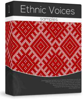Ethnic Voices Vol.1 MULTiFORMAT MAGNETRiXX | Images From Magesy® R Evolution™