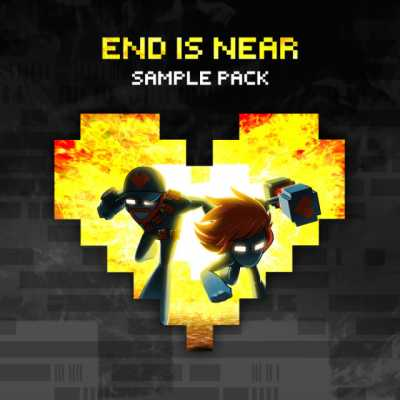End Is Near Sample Pack WAV NMSV FXP | Images From Magesy® R Evolution™