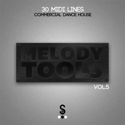 Melody Tools Vol.5 MiDi KRock | Images From Magesy® R Evolution™